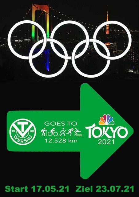 """""""Wersche goes Tokyo 2021"""""""